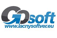 Lacný softvér logo