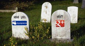 Google+ dospel ku koncu