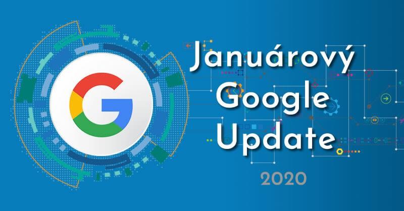 januraovy google update