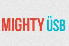 mightyusb logo
