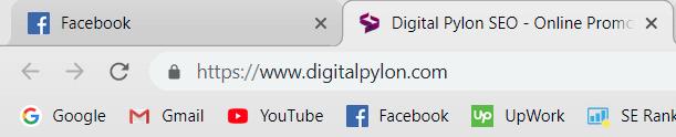 SSL icon online