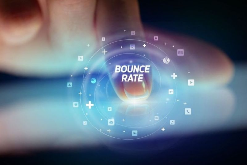 Bounce rate decrease
